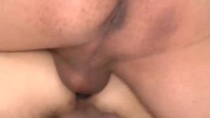 Yumi Tanaka takes two cocks in her tight holes