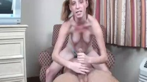 Petite Babe s Got Some Throbbing Rod And Big Balls Today