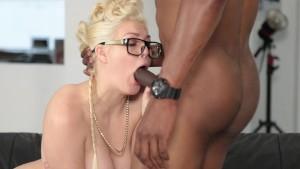 TeensLoveBlackCocks - Horny BBC Photographer Fucks Blonde Model