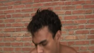 Hot And Horny Gay Latino Hardcore Bareback Fuck