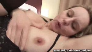 Hairy Pussy Granny Breeded By A Black Stud