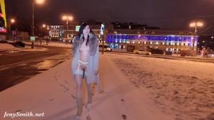 Naked city tour by Jeny Smith