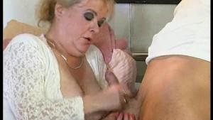 Grandma fucked in a hospital