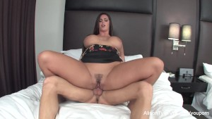 Alison Tyler fucks her friend