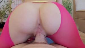 CFNMTEENS - Hot Yoga Slut Takes Advantage