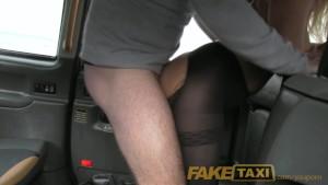 FakeTaxi Massage therapist works her magic