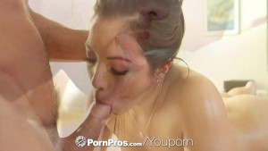 PornPros - Sexy Asian Morgan Lee gets the rub down of a life time