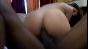 Fucking The White Wifey On The Floor