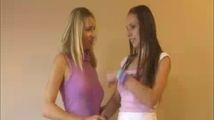 Naughty Couple Coaxes Russian Exchange Teen
