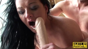 British sub Devon Breeze dominated and fucked