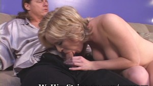 Blondie Gets Her Man
