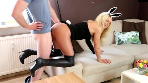 naughty-hotties.net - sweet blonde bunny nylon pantyhose.mp4