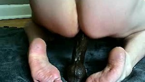 big brown cock in my ass.WMV