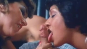 Classic Threesome Vintage MILFs