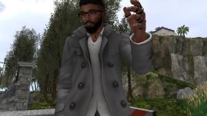 Un beau black virtuel