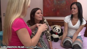 GirlfriendsFilms Innocent Teen Corrupted by Cougars