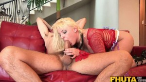 Fhuta - Tristyn Kennedy opens her butt hole to a rigid dick