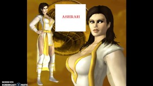 Anime Amature Mortal Kombat Girls