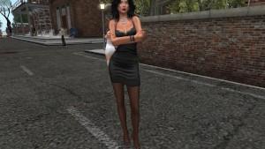 Aude une tres jolie femme virtuelle