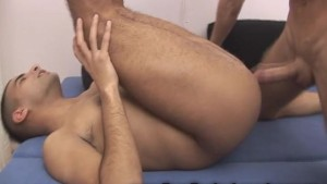 Hot Gay Ass Pounding With Bareback Sex