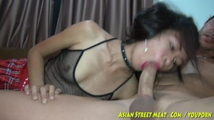 Meaty Asian Vulva Begs For Cock Up Botty