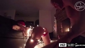 A Very Merry Christmas Blowjob