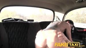 Fake Taxi Hot sexy milf rides big cock