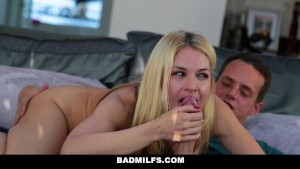 BADMILFS - Learning How to Fuck From Mommy
