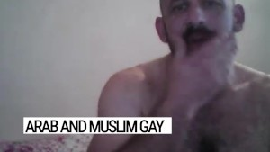 ARAB GAY DADDY YAMAN GETS A NEW SEX SLAVE