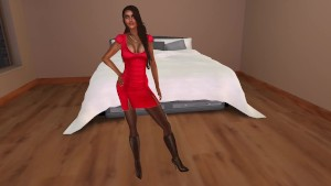 Katia qui a envie de se faire baiser virtuellement - virtuelsexe.fr