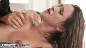 Ashley Adams Squirts with Cheating Boyfriend