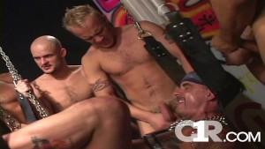 Captured: Scene 4, Rob Barry , Vin Nolan