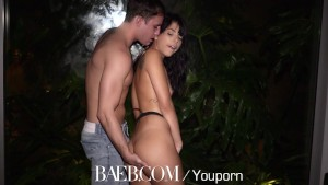 BAEB Latina babe Gina Valentina gets her dripping wet pussy pounded