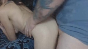 Sexy Girl Banged Her Pussy by Her Boyfriend