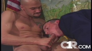 Black Cocks In White Jocks: Scene 2