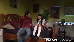 BANG.com: Fresh Outta High School And Horny