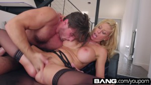 BANG Gonzo: Alexis Fawx Squirting MILF Fucked