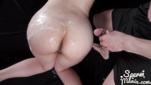 Double Penetration for a hot babe