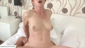Violet Jones Sucks and Takes Cock Doggystyle
