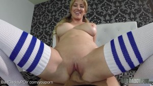 Daddy Scolds Brett Rossi For D