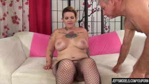Plumper Nova Jade is fucked