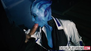 Digital Playground - Ass Effect A XXX Parody