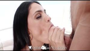 EXOTIC4K Dripping wet pussy fucked with busty latina Jasmine Caro