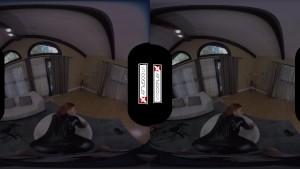Avengers XXX VR porn Black Widow s Big Tits Take a HUGE COCK VRCosplayX.com