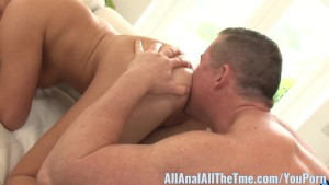 Summer Day Takes Cock in Ass a