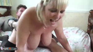 AgedLovE BBW Mature Alisha Enjoying Hardcore Sex