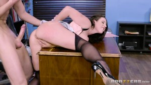 Brazzers - Angela The Office Slut