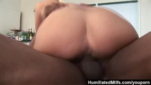 HumiliatedMilfs - Stacy Thorn Can t Wait For Thick Black Cock