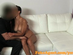 FakeAgent Horny tanned amateur...
