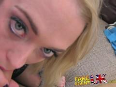 FakeAgentUK Hot British chick...
